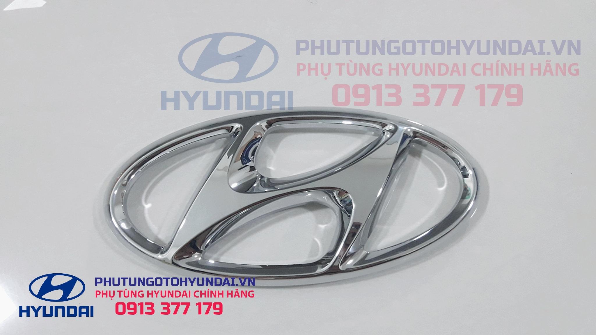 LOGO H CA LĂNG HYUNDAI 86300-5900